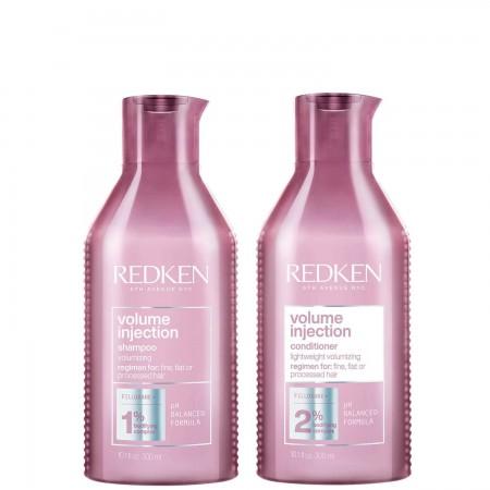 Volume Injection Set Shampoo 300ml Conditioner 300ml